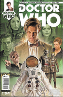 Doctor Who The Eleventh Doctor Adventures: Year Two #14 (Cover B)